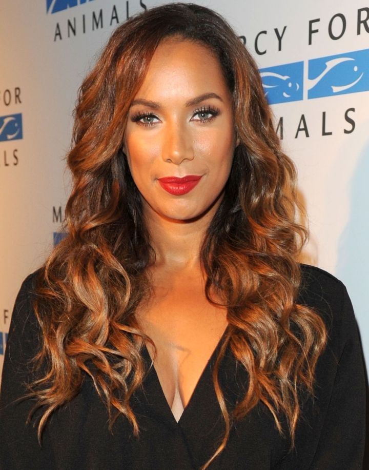 the richest stars from X-factor Leona Lewis