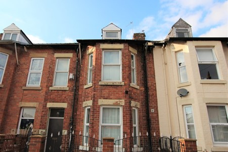 Newcastle student housing rent