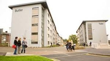 Royal Holloway covid rent
