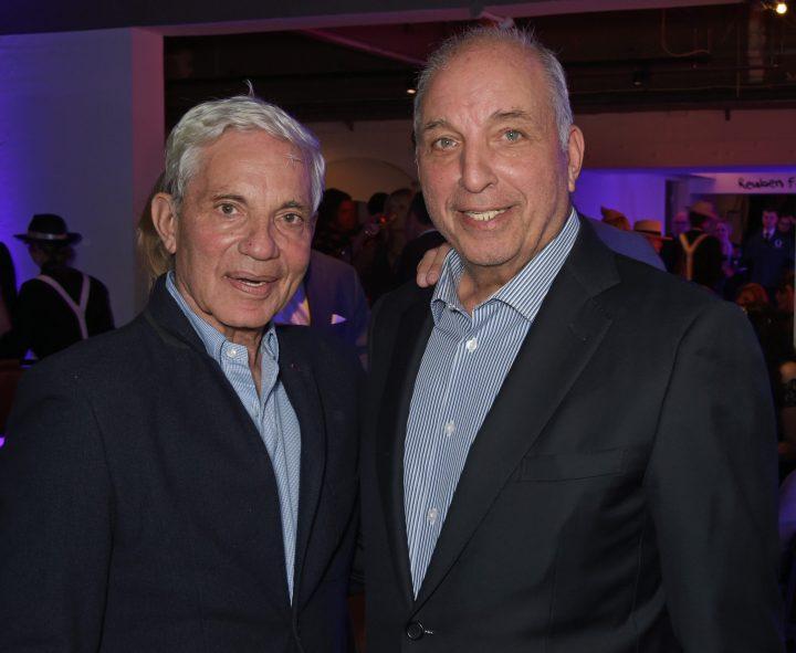 The Reuben brothers UK billionaires