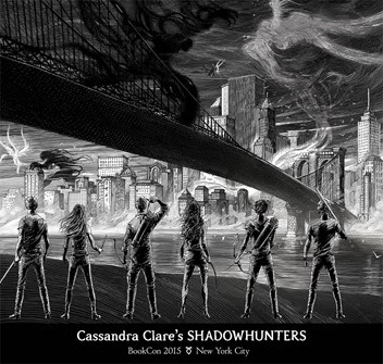 The Mortal Instruments boosk to read in lockdown