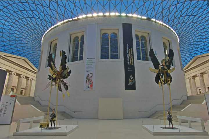 The Britihs Museum online