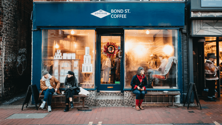 Brighton Bond Street Coffee