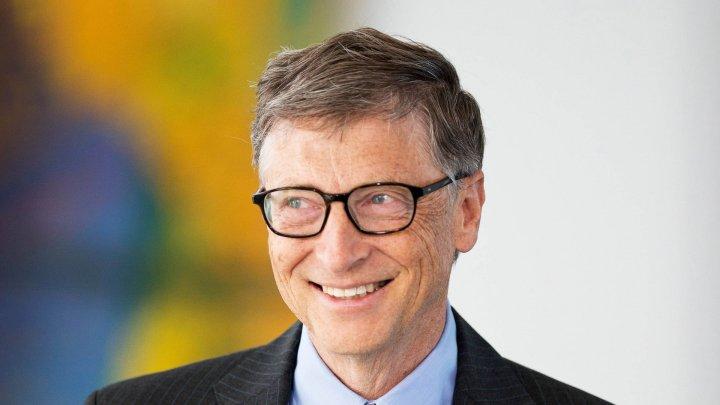 Bill Gates Rich List
