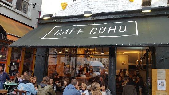 Cafe Coho Brighton