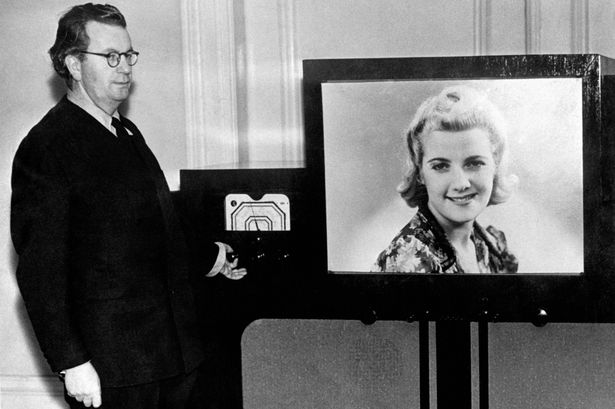 Invented televison