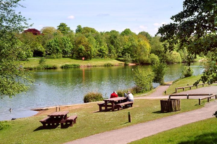 best parks in manchester