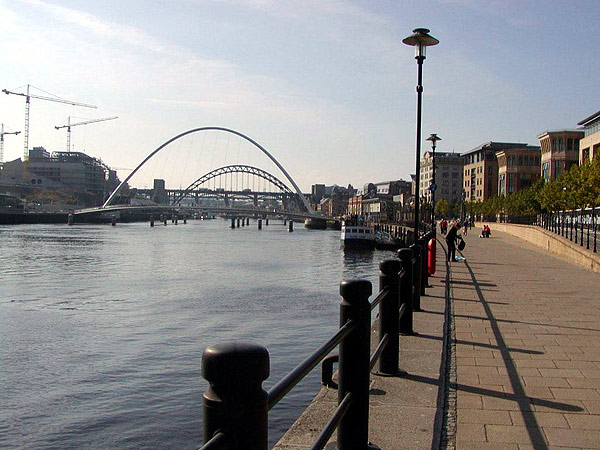 Quayside things to do in newcastle