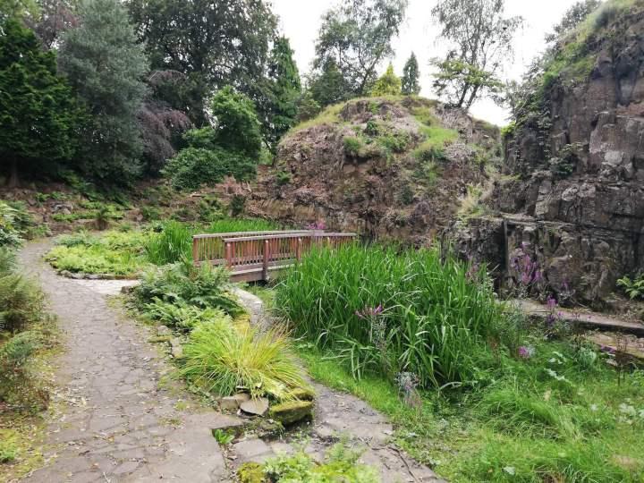 Fossil Grove Victoria Park