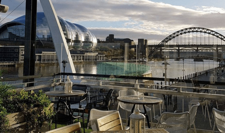 rooftop bars newcastle