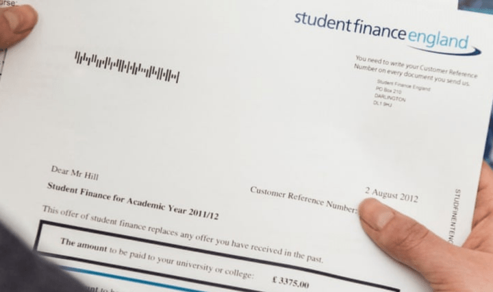 student finance deadline