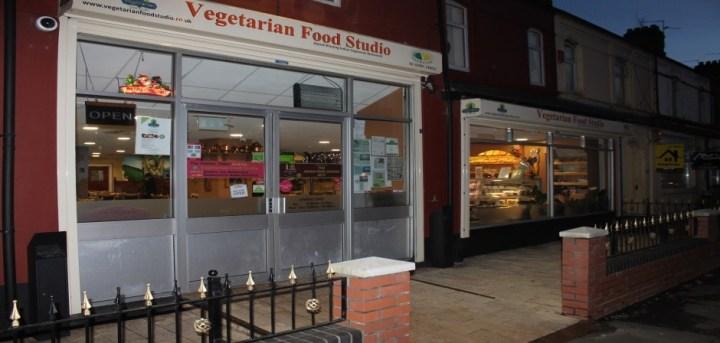 Vegetarian Food Studio
