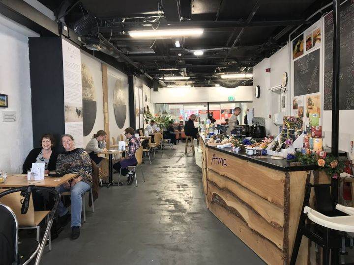 The Atma Lounge