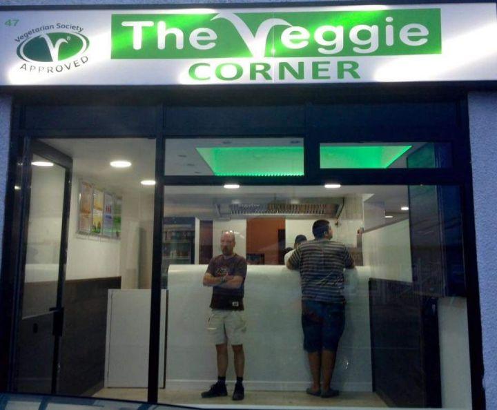 Veggie Corner