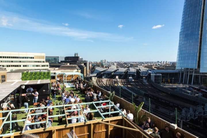 london bridge rooftop