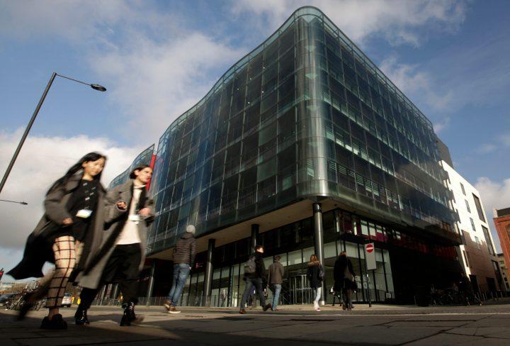 rolls royce office london