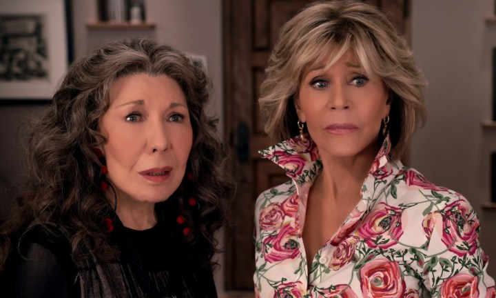 Grace and Frankie shows Netflix will be cancelling