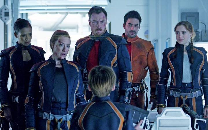 lost in space shows Netflix will be cancelling