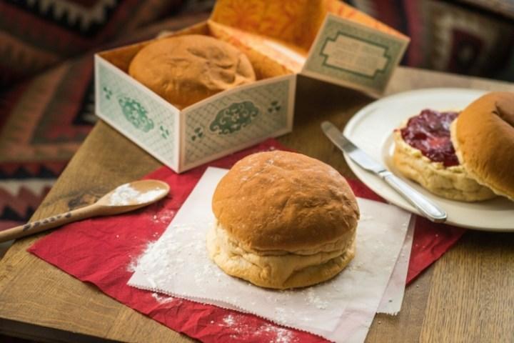 best restaurants in Bath - sally lunn
