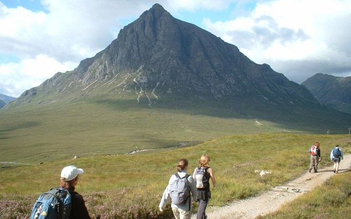 west highland way places to hike