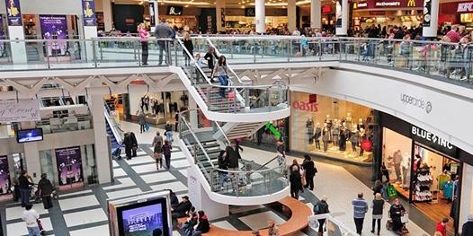 leeds shopping centre
