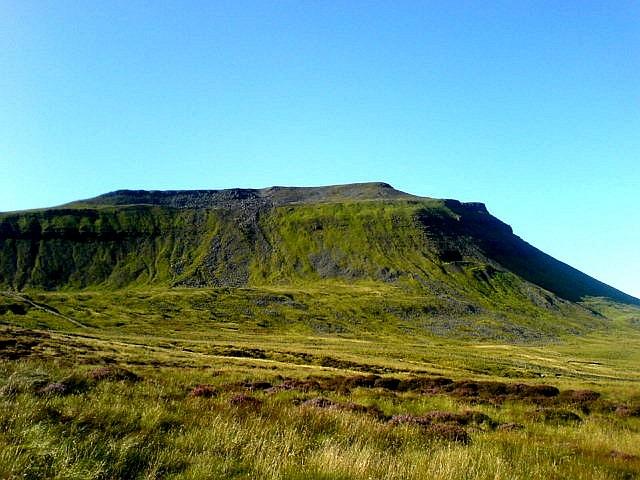 three peaks hike