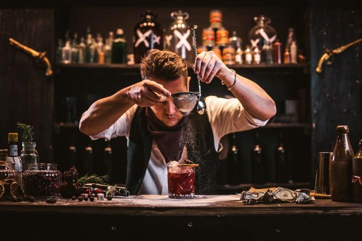 Moonshine Saloon bar london