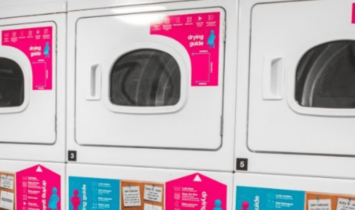 circuit laundry top up