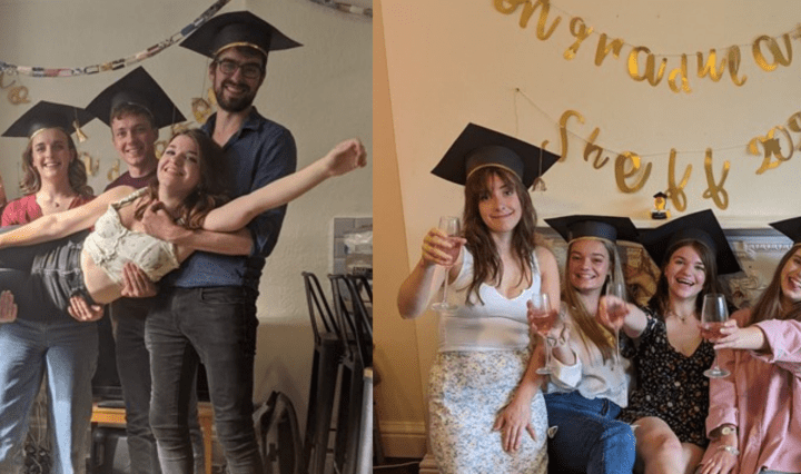 how to DIY your graduation