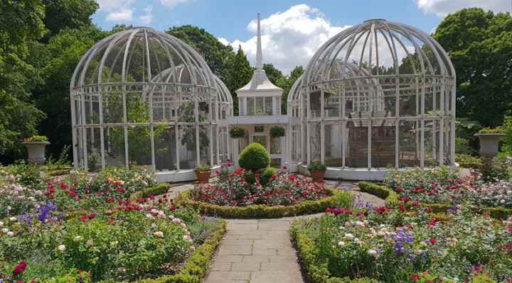 Birmingham Botanical Gardens - best things to do in Birmingham for students