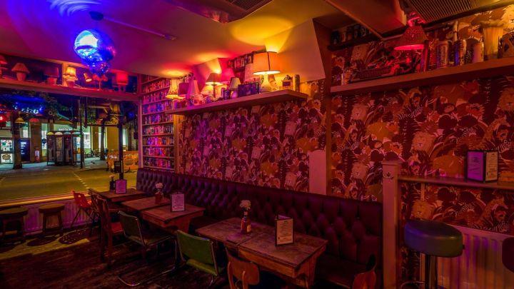 King's Cross Simmons Bar London