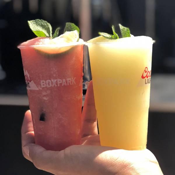 boxpark shoreditch drinks