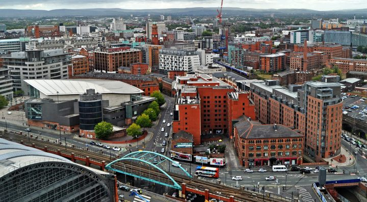 cheap staycation in Manchester