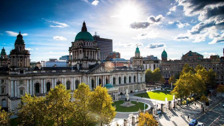 cheap staycation in Belfast