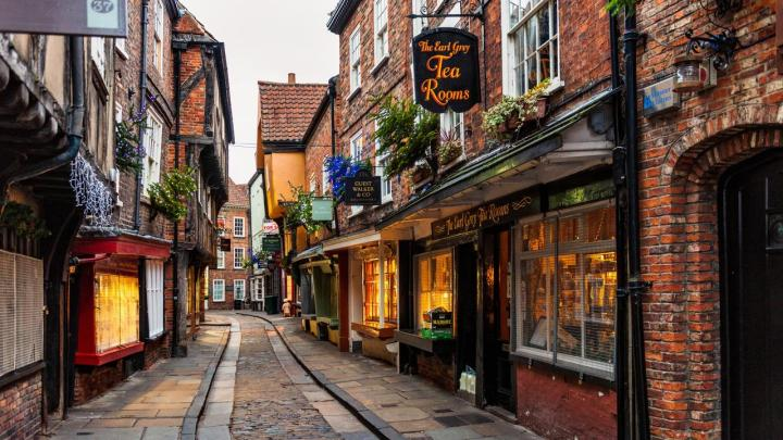 cheap staycation in York