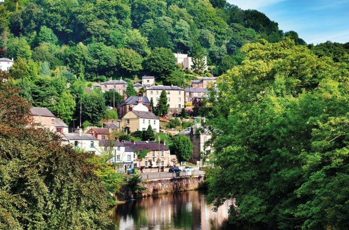 cheap staycation in Matlock