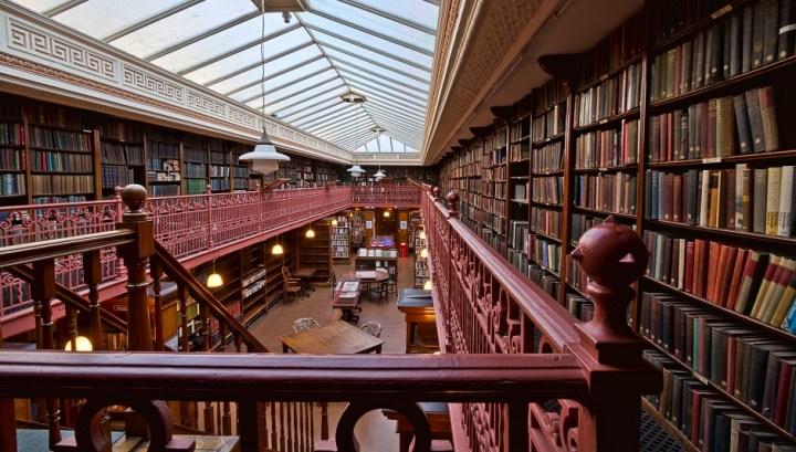 libraries in leeds