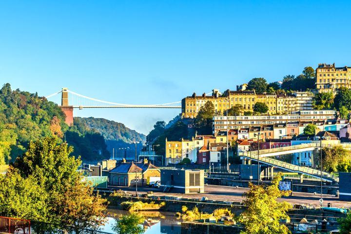 cheap staycation in Bristol