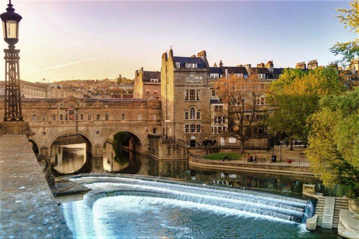 cheap staycation in Bath