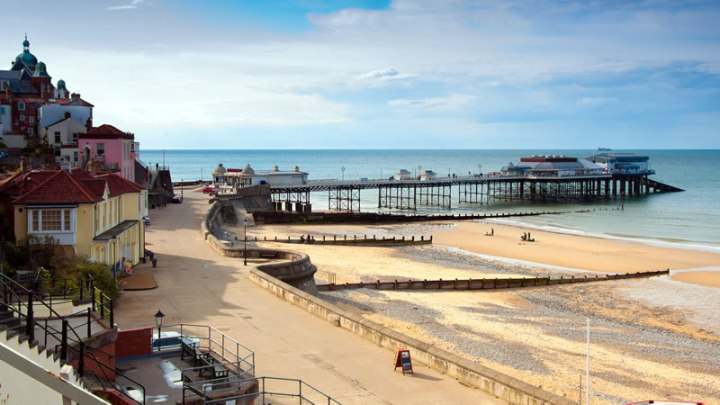things to do in cromer