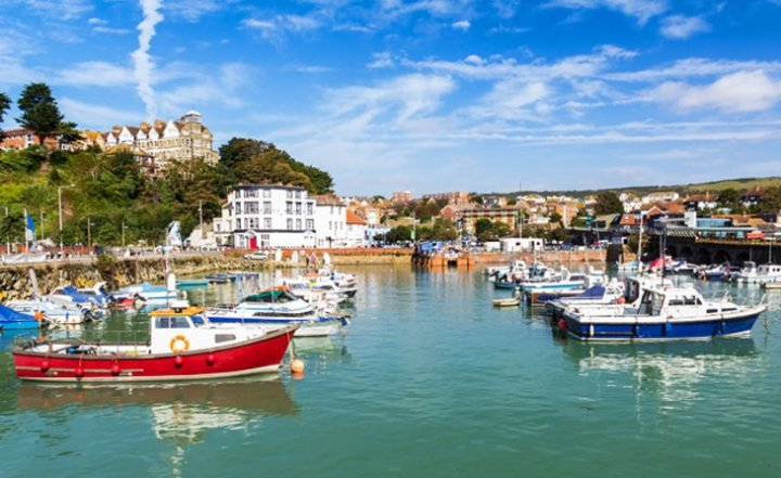 things to do in folkestone