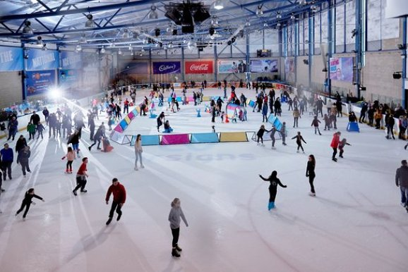 Nottingham Ice Arena - 20 things to do in Nottingham