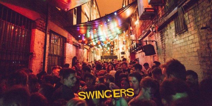 Swingers' Thursday Newcastle
