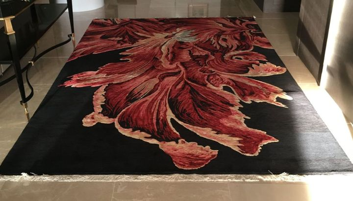 how to use rugs to decorate