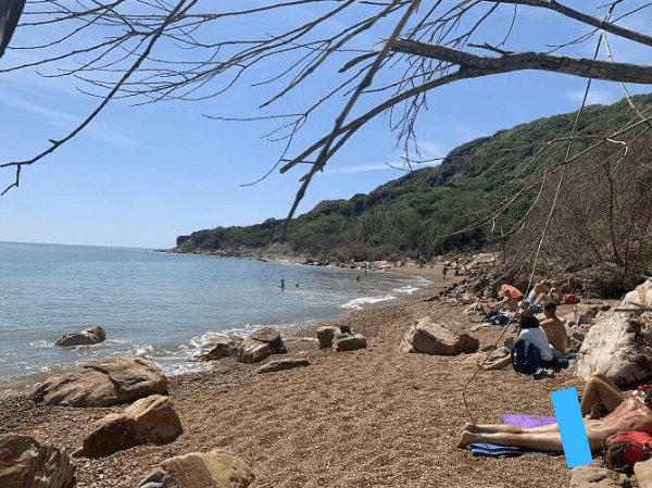 East sussex naturist beach
