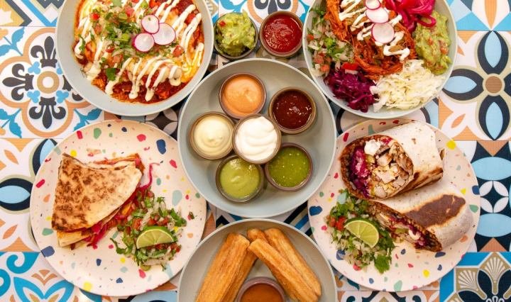 Southampton's best street food