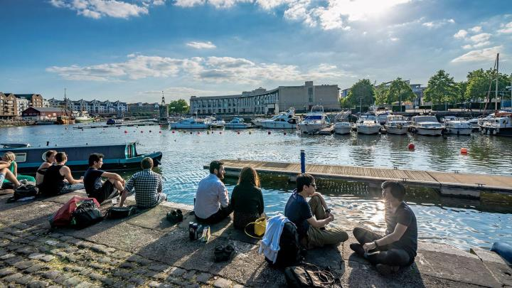 places to go as a student in bristol