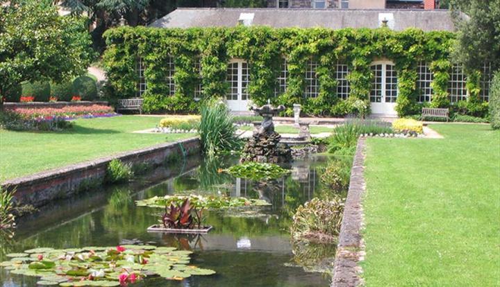 botanic gardens in bristol