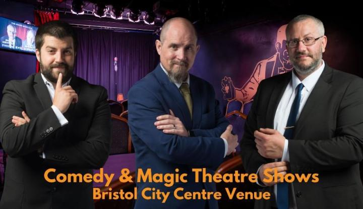 comedy shows bristol august