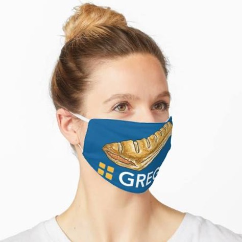 Cool Greggs merchandise